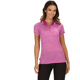 Regatta Remex II T-shirt Femme, dark cerise